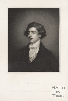 Portrait of William Beckford Esq., 1835