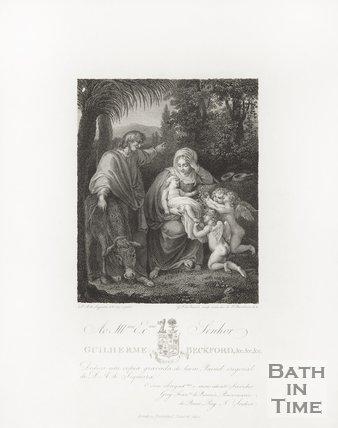 Au Tumo Exmo Lendor Guilherme Beckford 1800