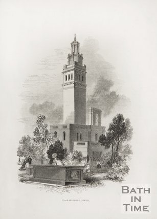 11. - Lansdown Tower 1849