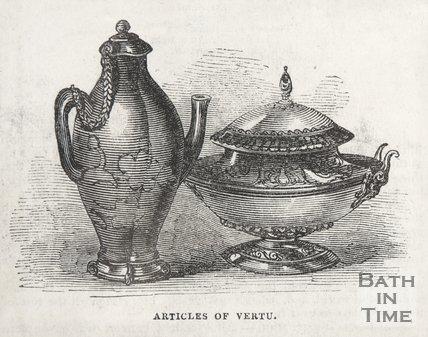 Beckford's Articles of Vertu