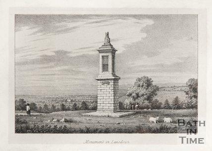 Monument on Lansdown