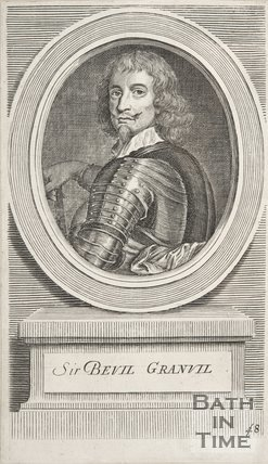 Portrait of Sir Bevil Grenville