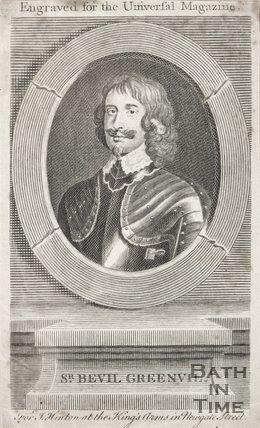 Portrait of Sir Bevil Grenville