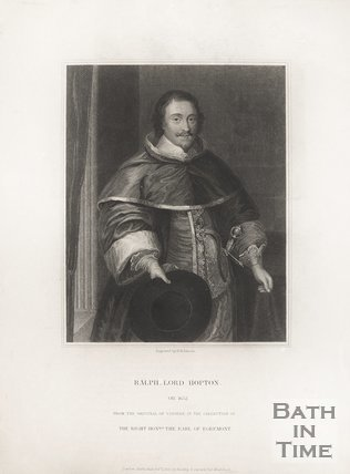 Portrait of Sir Ralph Lord Hopton