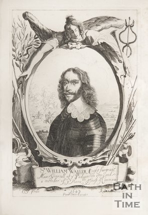 Portrait of Sir William Waller, 1643