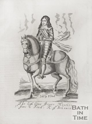 Portrait of The Highborn Prince Maurice III