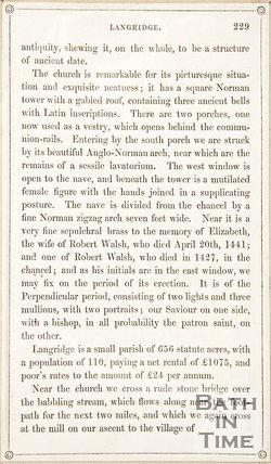 Page 229 from Rambles about Bath and its Neighbourhood 1847