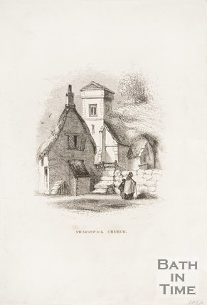 Swainswick Church 1848