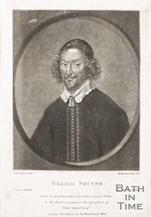 Portrait of William Prynne 1811