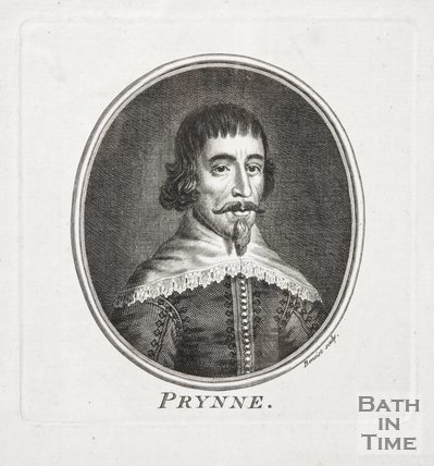 Portrait of William Prynne
