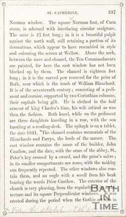 Page 237 from Rambles about Bath and its Neighbourhood, 1847