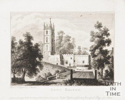 Batheaston Church 1783