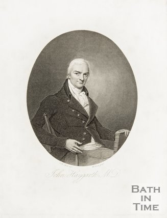 Portrait of John Haygarth M. D.
