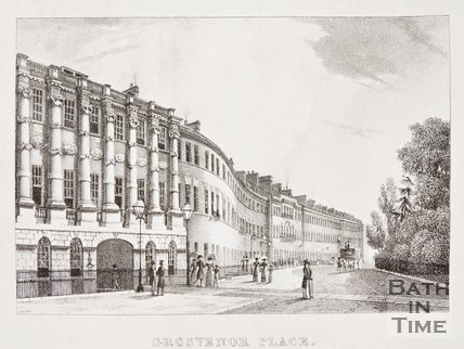 Grosvenor Place c.1830