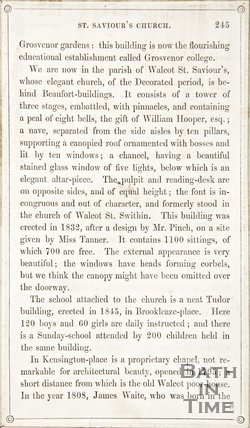 Page 245 from Rambles about Bath and its Neighbourhood, 1847