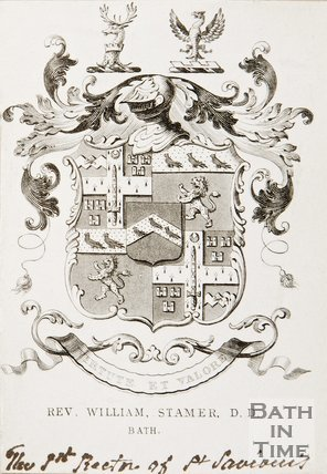 Coat of Arms of Rev. Williams Stammer