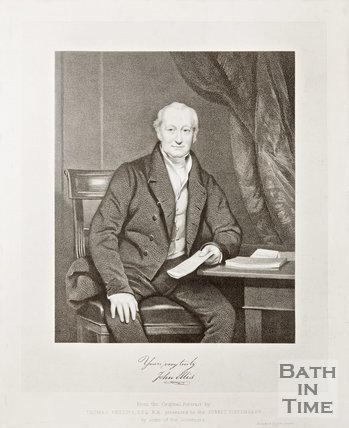 Portrait of John Ellis