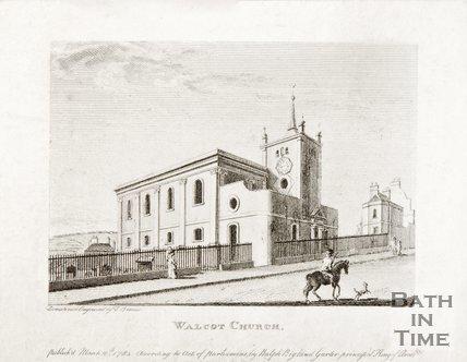 Walcot Church 10th March 1784