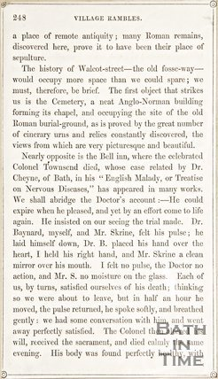 Page 248 from Rambles about Bath and its Neighbourhood, 1847