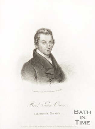 Portrait of John Owen