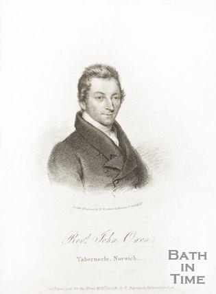 Portrait of John Owen