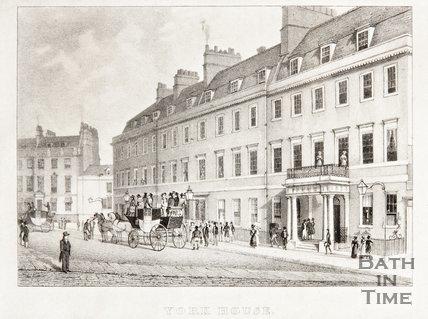 York House Hotel 1829