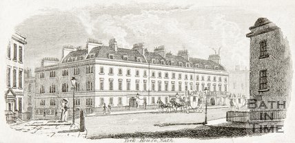 York House, George Street c.1837