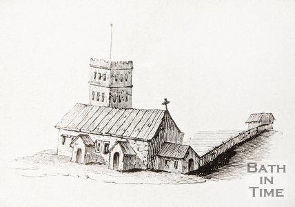 St. Michael's , Anno 1692, 1834