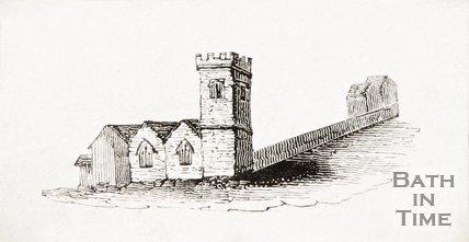 St. Michael's, Anno 1692, 1834
