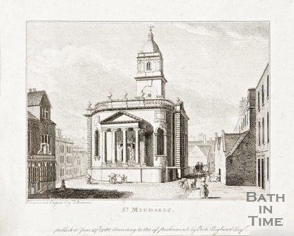 St Michael's, 1786