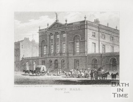 Town Hall 1823