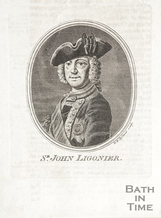 Portrait of Sir John Ligonier