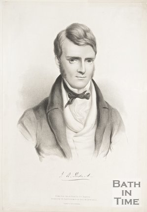 Portrait of J. A. Roebuck
