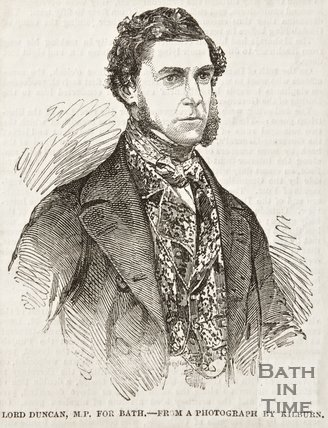 Portrait of Viscount M. P. of Bath