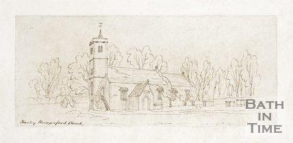 Farleigh Hungerford Church