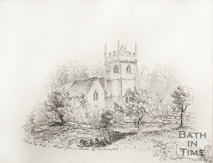 Freshford Church, 1841