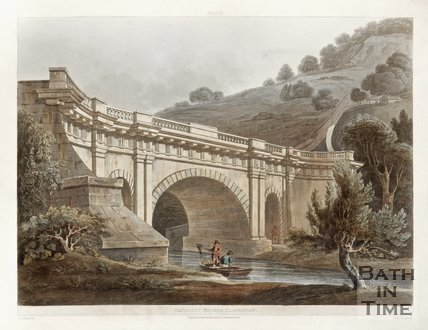 Aqueduct Bridge, Claverton 1806