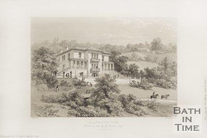 Claverton Inn, Dundas near Bath c.1840