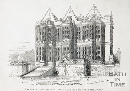The Dukes' House Bradford on Avon