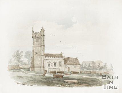 Westwood Church, 1851