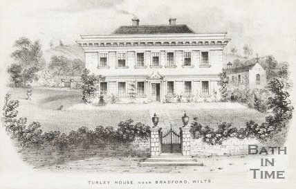 Turley House near Bradford on Avon