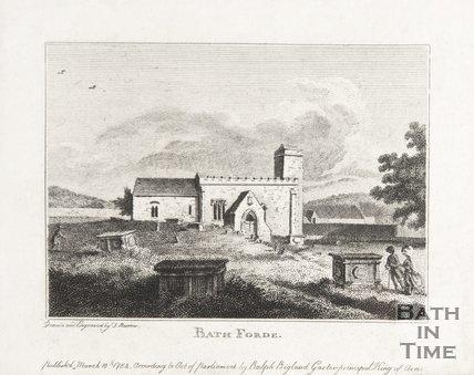 Bath Forde Church, 1784