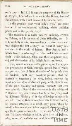 Page 286 from Rambles about Bath and its Neighbourhood, 1847