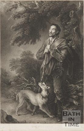 The Woodman by Thomas Gainsborough