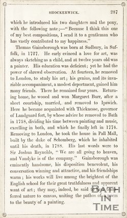 Page 287 from Rambles about Bath and its Neighbourhood, 1847