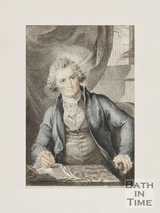 Portrait of Christopher Anstey