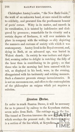 Page 288 from Rambles about Bath and its Neighbourhood, 1847