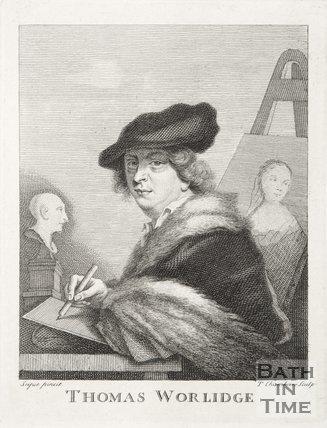 Portrait of Thomas Worlidge