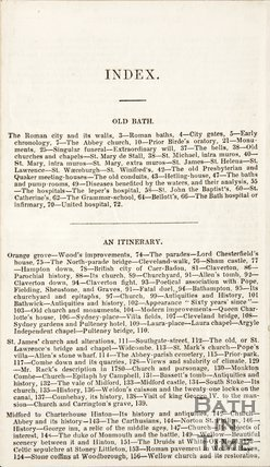 Page 305 from Rambles about Bath and its Neighbourhood, 1849
