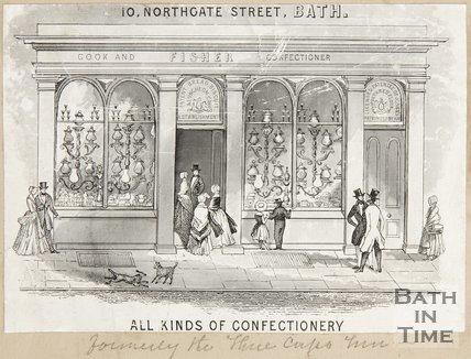10, Northgate Street Bath, 1848